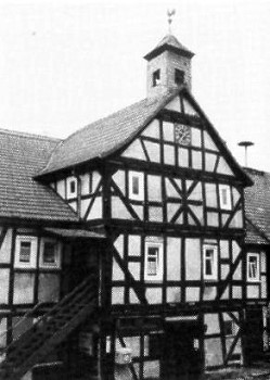Turmhaus erbaut 1690